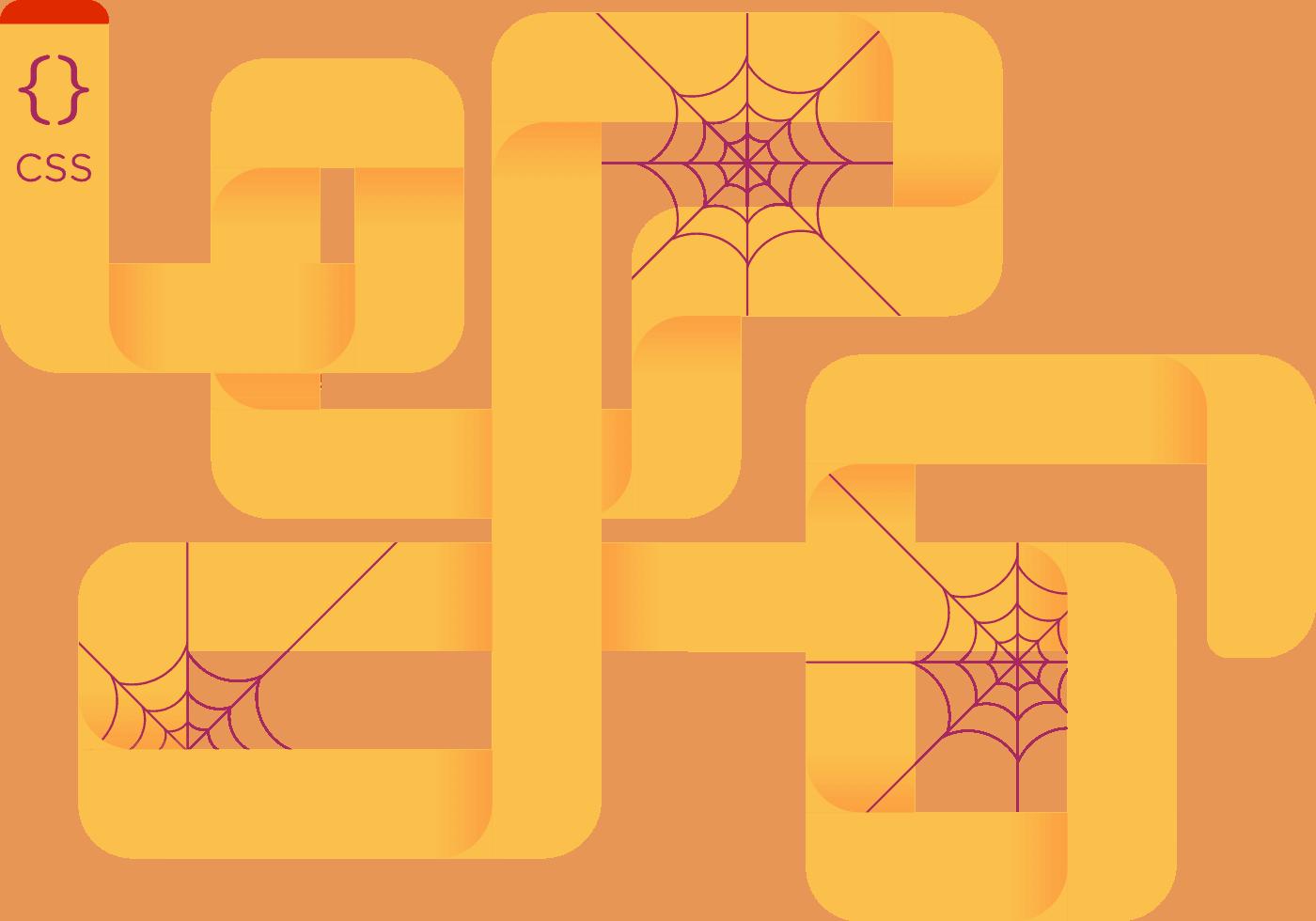 Tangled CSS